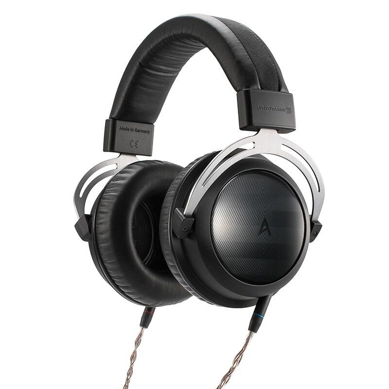 Astell i Kern beyerdynamic specjalne wydanie AK T5p 2nd generacji słuchawki zamknieta z 2.5mm zrównoważony kabel and3.5mm adapter w Słuchawki/zestawy słuchawkowe od Elektronika użytkowa na  Grupa 1