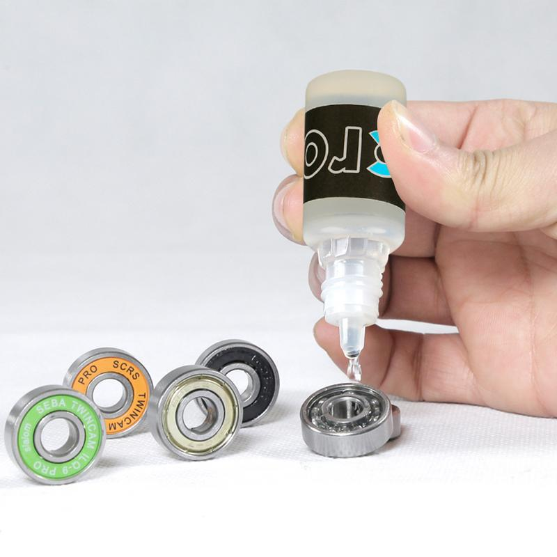 10ml Bottle Low Viscosity Lubricant Bearing Lubricating Oil For Roller Skate Drift Board Skateboard Scooter Parts & Accessories