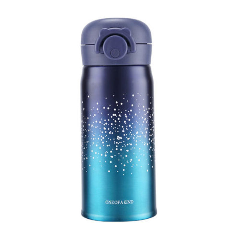 LED Water Bottle//Flask 500ml Vacuum Insulated Thermos UK Seller