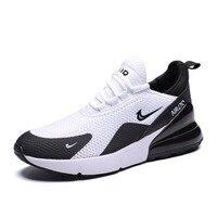 Мужская Спортивная обувь air бренд кроссовки дышащие zapatillas hombre Deportiva 270 Высокое качество Мужская обувь кроссовки
