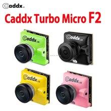 """משודרג CADDX טורבו מיקרו F2 1/3 """"CMOS 2.1mm 1200TVL FPV מצלמה 16:9/4:3 NTSC/PAL עם מיקרופון השהיה נמוכה 4.5g מיקרו מצלמה"""