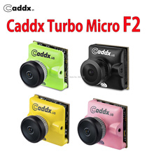"""Upgraded CADDX Turbo Micro F2 1/3"""" CMOS 2.1mm 1200TVL FPV Camera 16:9/4:3 NTSC/PAL with Microphone Low Latency 4.5g Micro Camera"""