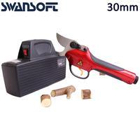 electric tree pruner Rated power 500W pruning shear garden hand pruner secateurs cutter garden tools