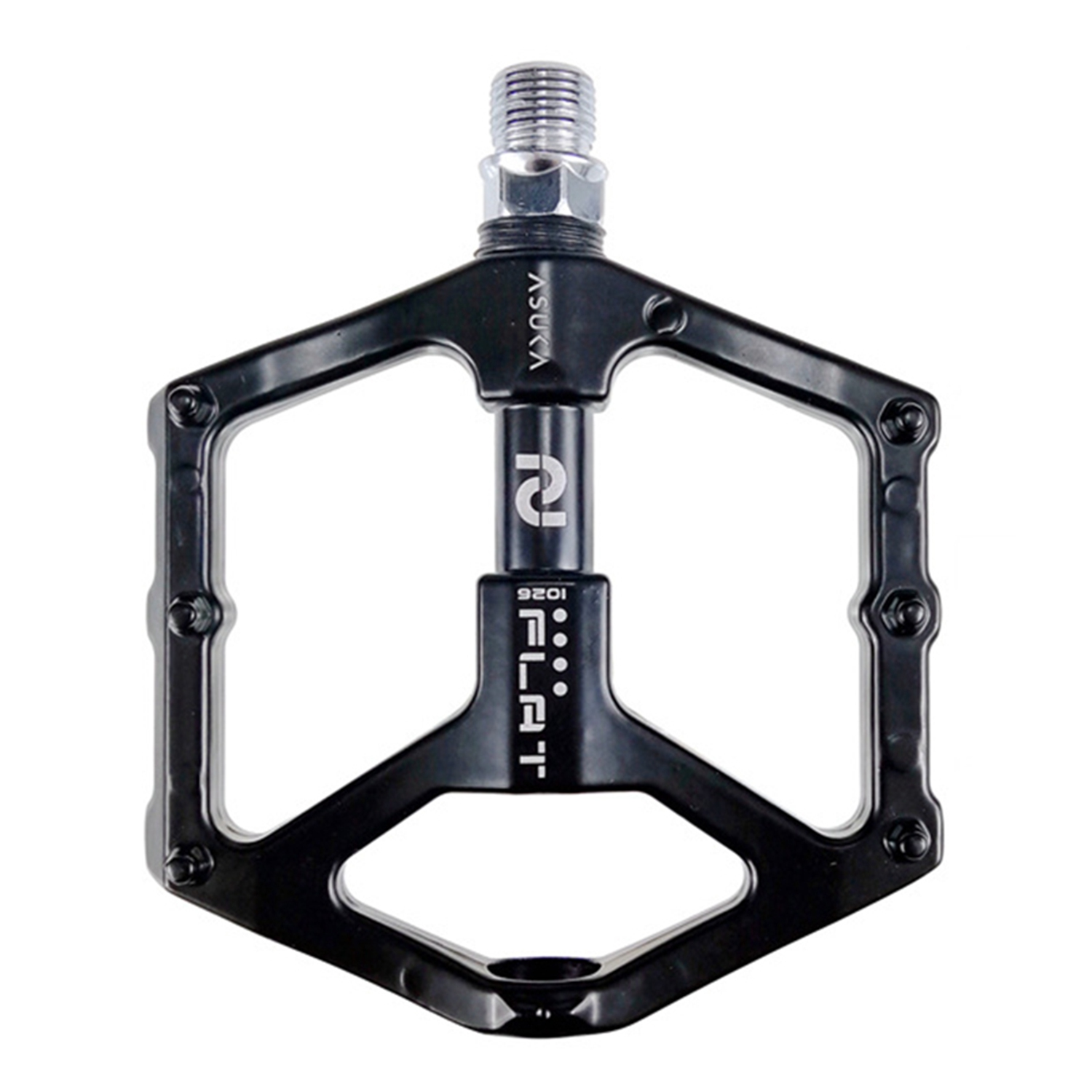 Shanmashi 1 Pair Fixed Mtb Bmx Bicycle Pedals Foot Pegs Outdoor Riding Sport Durable Pedal Dhcrank Mtb Road Bike Cycli in Bicycle Pedal from Sports Entertainment