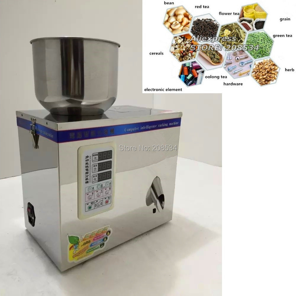 Dispensing Machine Tea Weighing Machine Grain Medicine