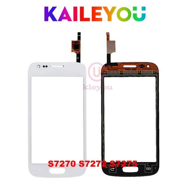 """Màn Hình cảm ứng 4.0 """"Đối Với Samsung Galaxy Ace 3 S7270 S7272 S7275 Màn Hình Cảm Ứng Digitizer Kính Phía Trước Ống Kính Cảm Biến Bảng Điều Khiển"""