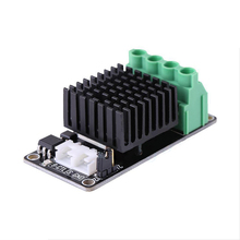 30A Heating Controller MOS Module MKS MOSFET Board For Heat Bed Extruder for 3D Printer Parts mks tft hlkwifi v1 1 remote control wireless router hlk rm04 wifi module for mks tft touch screen for 3d printer