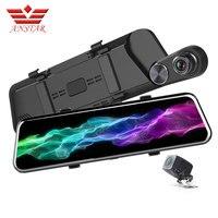 ANSTAR F960 Dash Camera recorder 10 inch Touch Rear View Mirror Car Dvr Full HD 1080P Video Recorders Night Vision Mirror Dvr