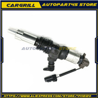 diesel fuel common rail injector 095000 5450 for mitsubishi 6M60 engine