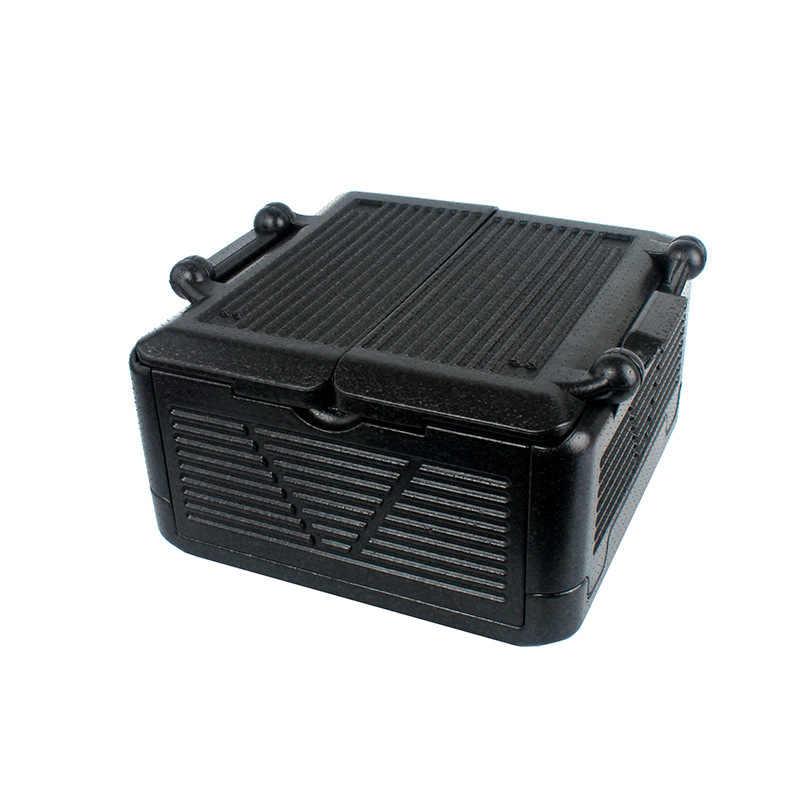 Складной инкубатор на открытом воздухе Кемпинг Пикник сохранение 24LEPP еда логистика супермаркет свежий транспортный ящик Автомобильный холодильник