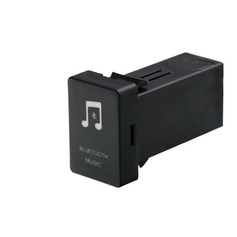 Ihens5 Bluetooth Voiture Adaptateur Bluetooth Aux Voiture kit Audio Lecteur de Musique pour Toyota Camry Corolla Yaris RAV4 Reiz Terre cruiser