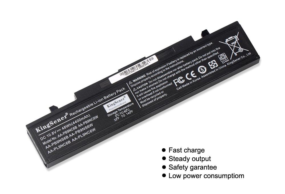 Аккумулятор для ноутбука KingSener AA-PB9NC6B - Аксессуары для ноутбуков - Фотография 3