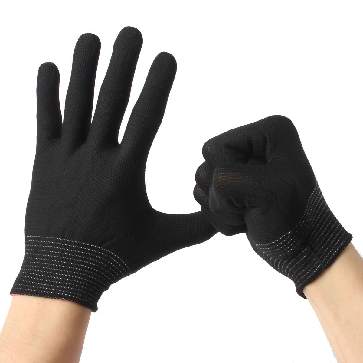 2 Pairs Work Gloves Antistatic Working Gloves Workplace Safety Supplies Safety Gloves Guantes Trabajo
