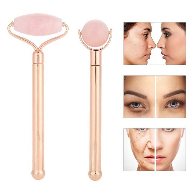 Face Slimming Facial Roller Set
