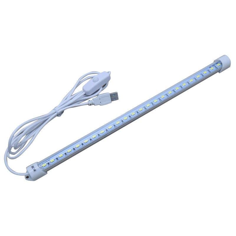 Դյուրակիր USB LED Գրասեղանի սեղանի լամպի - Ներքին լուսավորություն - Լուսանկար 6