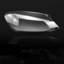 Car Headlights Shell Cover Transparent Auto Lamp Accessories  For Volkswagen VW Golf 7 2014 2015 2016 2017 2018 High Quali