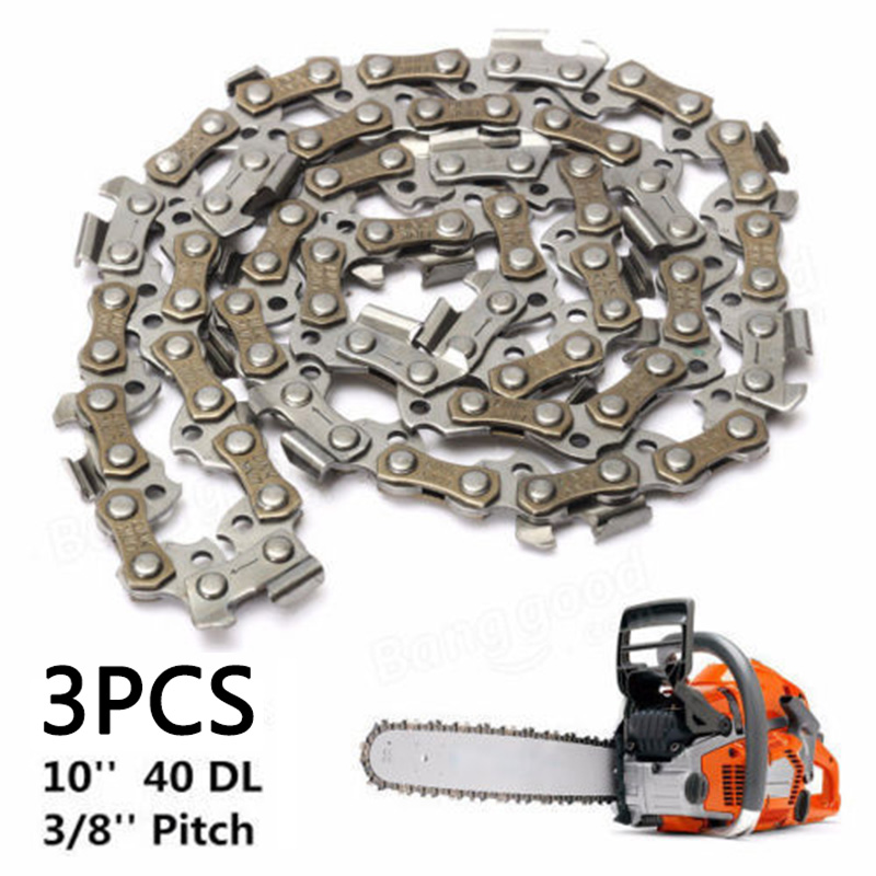 STIHL 1//4 Pitch Sawchain Links Preset tie straps for chain Repair