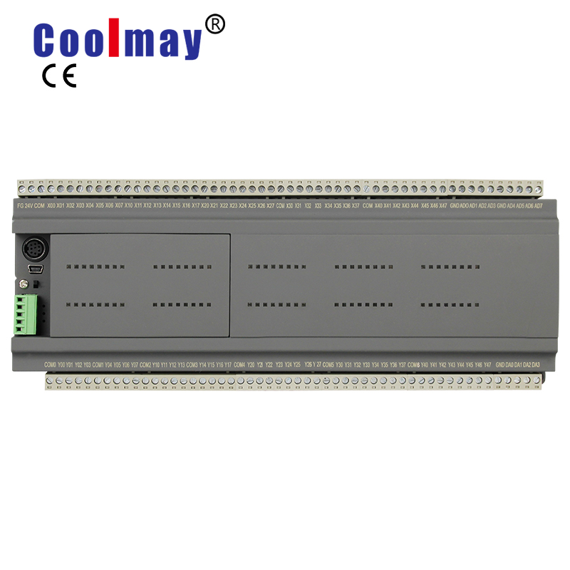Coolmay CX3G-64MT-485/485 advanced motion controls plc logic controller for industrial motors