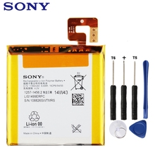 Sony Original Replacement Phone Battery For SONY LT30 LT30p Xperia T Xperia TL LIS1499ERPC Authenic Rechargeable Battery 1780mAh 100% original guarantee for sony xperia xperia t lt30 lt30a lt30at lt30p lcd disply touch screen with frame best quality test ok