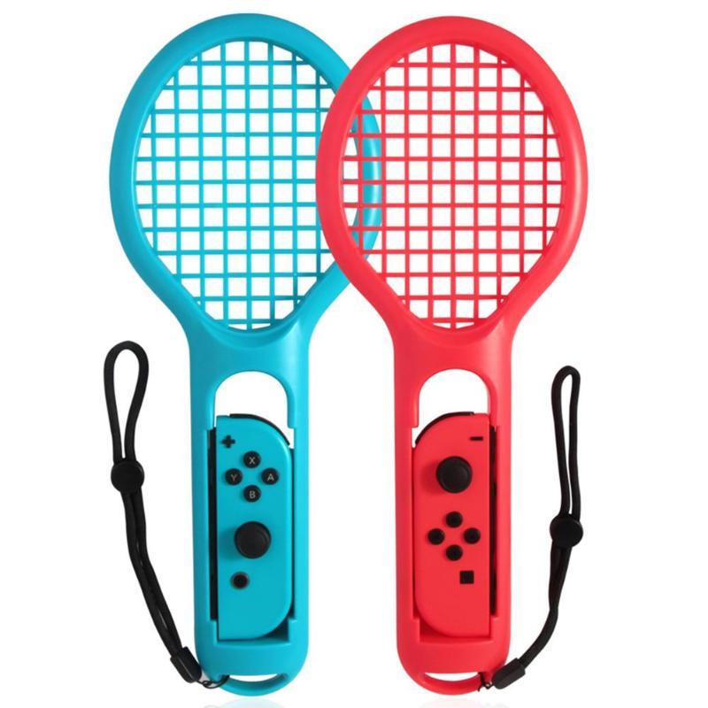 FäHig 2 Stücke Gaming Sensor Abs Tennis Schläger Griff Controller Für Nintend Schalter Husten Heilen Und Auswurf Erleichtern Und Heiserkeit Lindern Videospiele