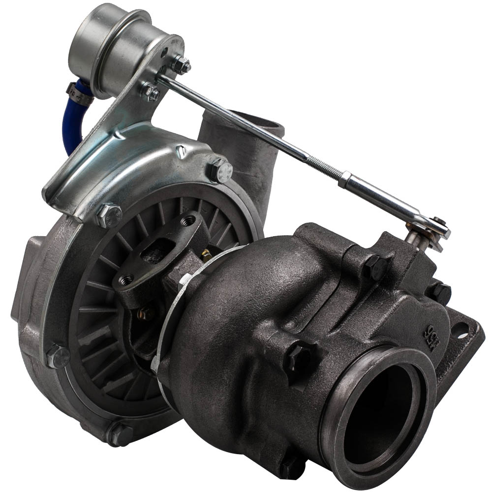 T04E T3 T4 .63 A//R Turbocharger Compressor 400+HP Universal Performance Turbo