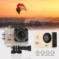 F60R 4K WIFI Remote Action Camera for 1080P HD 16MP 170 Degree Wide Angle 30m Waterproof Sports DV Camera for GOPRO Promotion