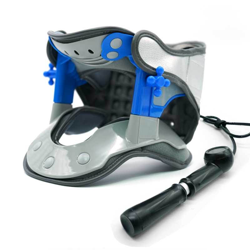 Neck Traction Care Necks Breathable Cervicals Stretching Cervix Stretcher Cervical Vertebra Tool Tractor Medical Home