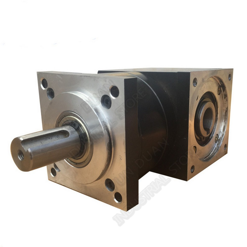 3 1 Ratio NEMA34 86MM Right Angled Planetary Speed Reducer Gearbox 90 Degree Angle Reversing Corner for 86 Stepper Motor in Speed Reducers from Home Improvement