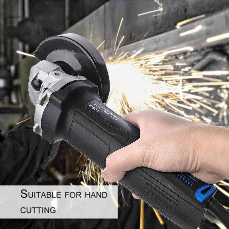 950W 11000rpm Electric Angle Grinder Variable Speed Control Grinder Metal/Wood Grinding Cutting Polishing Machine Power Tools950W 11000rpm Electric Angle Grinder Variable Speed Control Grinder Metal/Wood Grinding Cutting Polishing Machine Power Tools