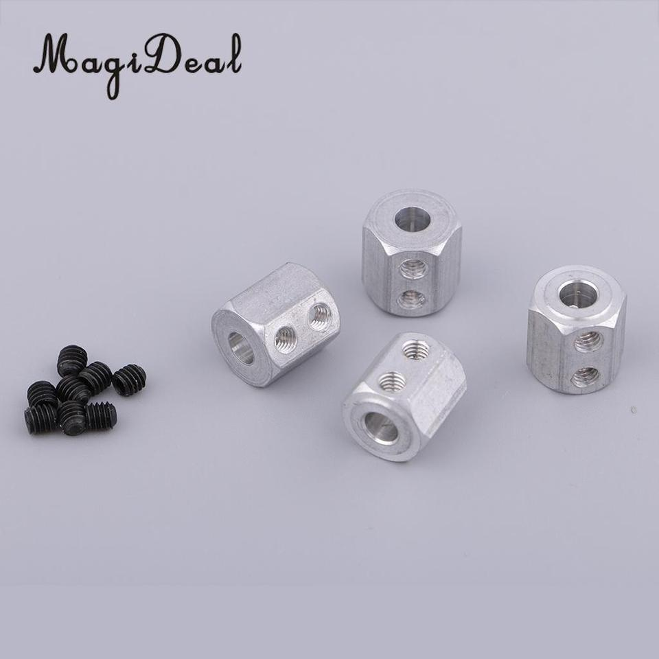 4Pcs 12mm Wheel Hex Hub Adapter for HSP 1//10 Scale RC Sports Car 8 9 10mb$