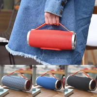 Wireless Bluetooth Outdoor Speaker Support FM TF Stereo Sound Bass Big Power Loud Speaker Red Black Blue Beautifully Designed