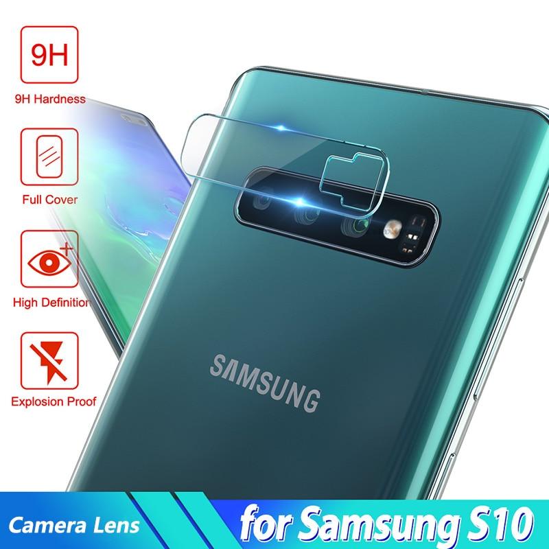 Закаленное стекло для камеры Samsung Galaxy S10 Plus S10E, защитное стекло HD для объектива камеры Sansung s 10 e s10plus, пленка 9h