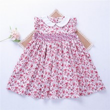 9934f0b514385 Buy smocked dress girls and get free shipping on AliExpress.com