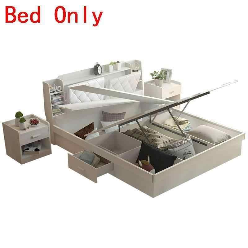La Casa Box Home Meuble Maison Tempat Tidur Tingkat Letto Matrimoniale Modern bedroom Furniture De Dormitorio Cama Mueble Bed
