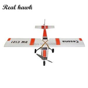 Image 3 - รีโมทคอนโทรล RC เครื่องบินสำหรับ fixed ปีก EPP วัสดุบน cessna 960mm wingspan single wing to practice ใหม่เครื่องบิน
