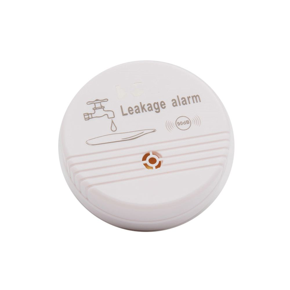 Water Overflow Leakage Alarm Sensor Detector 90dB Water Level Alarm Leak Flood Detection Home Security Alarm SystemWater Overflow Leakage Alarm Sensor Detector 90dB Water Level Alarm Leak Flood Detection Home Security Alarm System