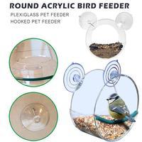 Круглый кормушка для подвешивания корма Meise Воробей & Co в скворечник по оконная кормушка для птиц Bird Cage