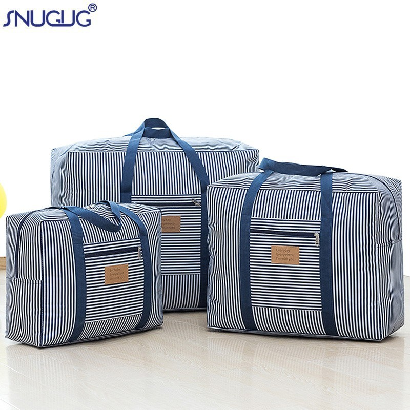 Large Capacity Waterproof Handbag Man Luggage Travel Bags Trolley Bag Women's Packing Cubes Suitcase Hand Travelling Travel Bag