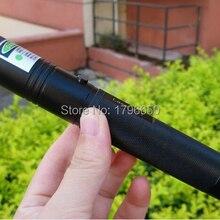 Высокая мощность 200 Вт 200000 м 532нм Зеленая лазерная указка прицел Lazer Военная горящая спичка, походная сигнальная лампа для охоты сжигание сигарет