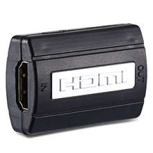 Hdmi удлинитель поддерживает 1080P легкий мини-Удлинитель Plug And Play 30M Hd