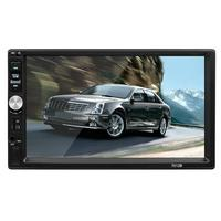 7in Car Radio Stereo Multimedia Player Bluetooth Camera MP4 MP5 FM AUX USB Player Touch Screen Mirror link for Android/IOS r20