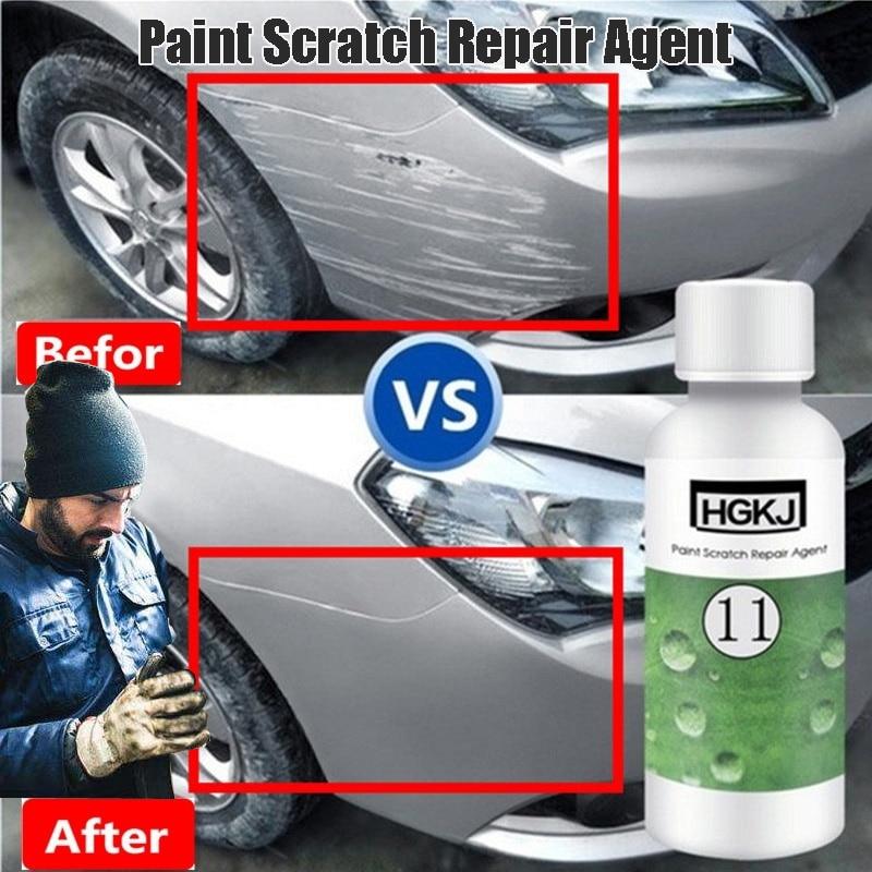 2019 novo carro polonês pintura scratch repair agente polimento cera pintura zero repair removedor de cuidados pintura manutenção detalhamento de automóveis