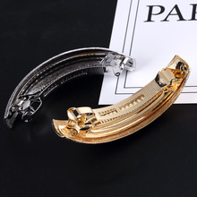 Europe And America Exaggerate Hairpins For Women Metal Golden Pitted Surface Scratch Camber Arch Shape Pinch Cock Hair Access pressure regulator combination or mini type 1 4 port size regulator