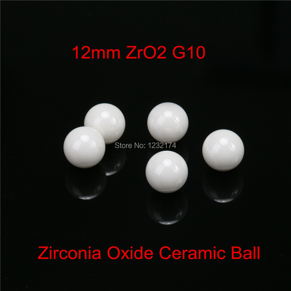 100pcs 3mm ZrO2 Zirconia Oxide Ball GRADE 10 G10 Ceramic Bearing Balls