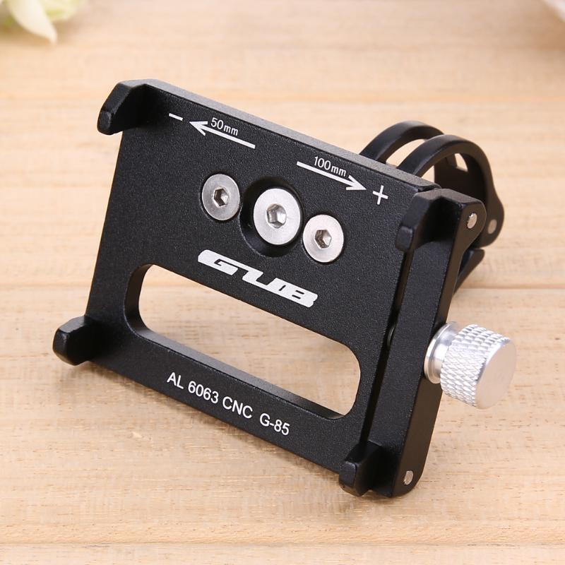 4colors GUB G85 G 85 Aluminum MTB Bike Bicycle Phone Holder Motorcycle Support Gps Holder for