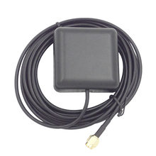 BD + GPS antenna 1PCS 42dbi satellite positioning antenna car navigation dual mode antenna 3 m cable SMA-J connector gps bd combined antenna sma straight head and beidou dual mode of gps antenna active amplification