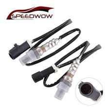 SPEEDWOW 2Pc Stainless 02 Oxygen Sensor Auto Parts Exhaust G