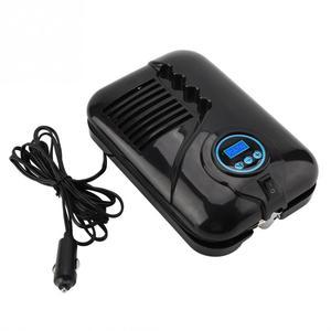 Image 3 - سيارة صغيرة محمولة مضخة 12 فولت 250PSI سيارة مضخة الإطارات نافخة الإطارات ضاغط الهواء الكهربائي قدرة عالية الرقمية نافخة الإطارات