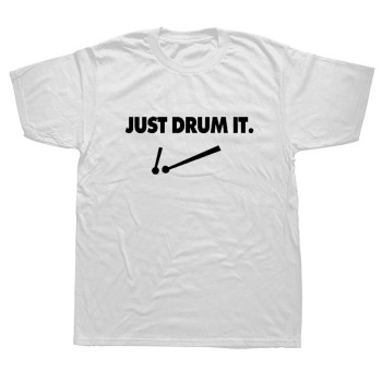 Drummer Funny Graphic T Shirts16