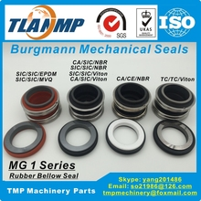 MG1-35mm Eagle Burgmann Mechanical Seals MG1 Series for Shaft size 35mm Pumps (Material-SIC/SIC/VITON) Single Spring